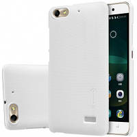 Чехол-накладка NILLKIN Frosted Shield Case Huawei Honor 4C White