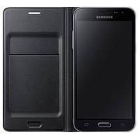 Чехол для телефона Samsung Galaxy J3 (2016) EF-WJ320PBEGRU Black