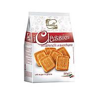 Печенье песочное с сахаром Piselli 225г