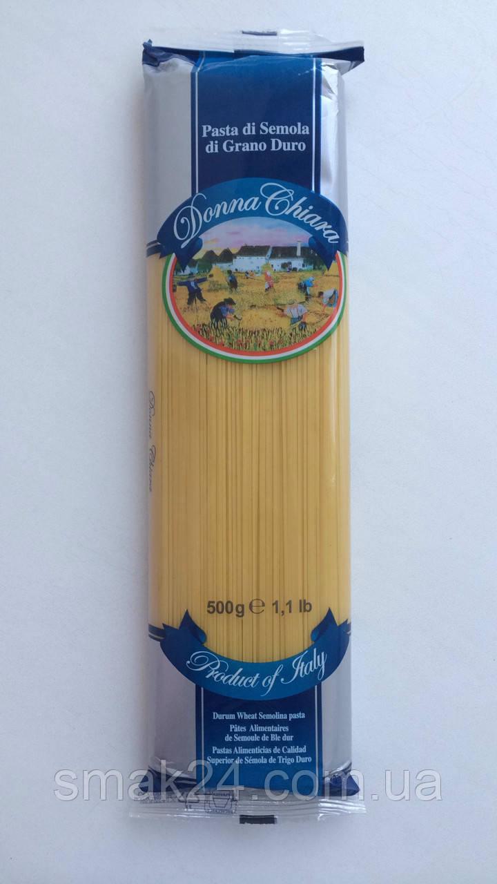 Спагетти (Capellini, паутина) Donna Chiara Италия 500г