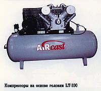 Компрессор поршневой СБ4/Ф-500LT100/16 7.5 кВт