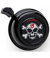 Звонок Electra Jolly Roger black