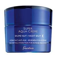 Ночной крем для лица,шеи и декольте Super Aqua Guerlain 50ml