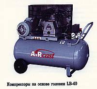 Компрессор поршневой СБ4/Ф-100LВ40