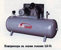 Компрессор поршневой СБ4/Ф-100LВ75