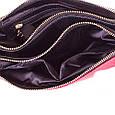 Женская сумка-клатч из экокожи EUROPE MOB (ЮЭРОП МОБ) EM2-0010-1 Красно-черная, фото 5