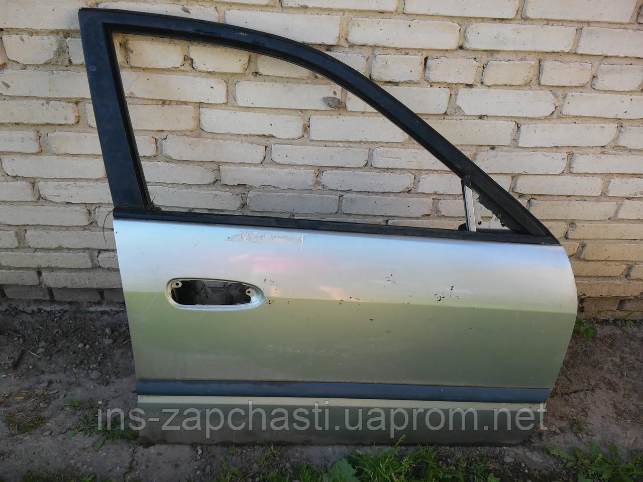 Дверь правая передняя Mazda 626 1998-2002