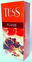 Чай Tess Flame (Чайный напиток Тесс Флэйм) 25 пакетиков, фото 1