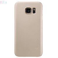 Чехол для телефона NILLKIN Samsung G930 / S7 Flat - Super Frosted Shield (White)