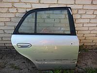 Дверь задняя правая Mazda 626 седан 1998-2002, фото 1