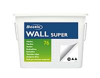 Клей дисперсионный BOSTIK WALL SUPER 76 для стеклохолста и стеклообоев, 5кг