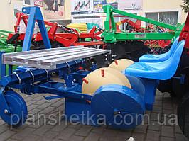 Рассадосажалка машина двухрядная Agromax Польша