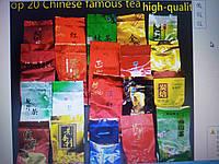 набор из 20 видов элитных сортов чая, фото 1