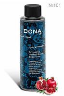 Успокаивающий травяной экстракт с феромонами «DONA» с ароматом граната
