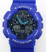 G-SHOCK GA-100 (blue)