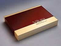 Постельное белье (Евро) сатин-люкс Viluta 1T Tiare
