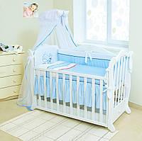 Детская постель Twins Evolution А-022, голубой