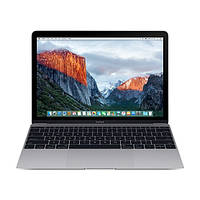 "Apple MacBook Space Gray 12"" (256Gb, 1.1GHz Dual-Core Intel Core M3)"