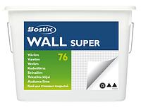 Клей дисперсионный BOSTIK WALL SUPER 76 для стеклохолста и стеклообоев, 15кг