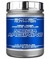 Купить аминокислоты Scitec Nutrition Mega Arginine 140 caps