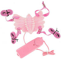 Клиторальная бабочка Butterfly Massager