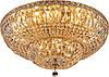 Потолочная люстра Altalusse INL - 1125C-16 Gold