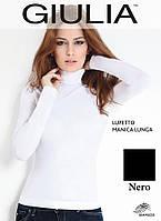 Бесшовная водолазка (Nero (Черный))