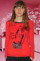 Кофта женская  (Красный)