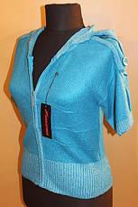 Женская кофта с капюшоном, фото 3