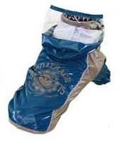 """Куртка-дождевик для собак  """"СЕЙФТИ"""", размеры S, М, L, XL, 2XL, цвет - синий"""