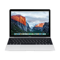 "Apple MacBook Silver 12"" (512Gb, 1.2GHz Dual-Core Intel Core M5)"