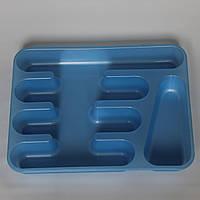 Лоток для столовых приборов пластиковый