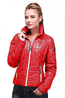 Короткая женская курточка Касабланка