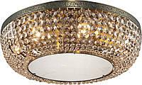 Потолочная люстра Altalusse INL-1123C-08 Oxidized Antique Brass , фото 1