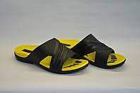 Шлепанцы мужские желтые оптом Dream Stan П - 16, фото 1