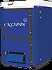Твердотопливный котел Корди АОТВ - 10 С, 10кВт. С чугунными колосниками