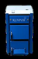 Котел твердотопливный Kordi АОТВ - 16 С, 16 кВт. Сталь 4 мм, фото 1