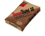 Теплоизоляционная смесь для кладки керамических блоков Baumit ThermoMörtel 50