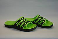 Сланцы детские подростковые оптом зеленые ПП - 17, фото 1