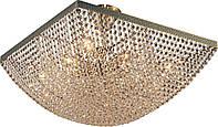 Потолочная люстра Altalusse INL-1122C-08 Oxidized Antique Brass , фото 1