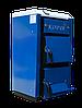 Твердопаливний котел КОРДІ АОТВ - 40, 40 кВт. Площа до 400 м2. Сталь 4 (мм)