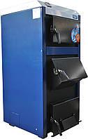 Утепленный твердотопливный котел Корди АОТВ - 16 М, 16 кВт. Отапливаемый объем до 480 м³. Сталь 4 мм