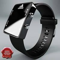 Часы Adidas 1597 черные  Мужские