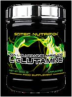 Глютамин Scitec Nutrition L- Glutamine 300 g