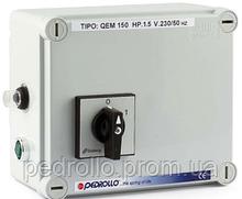 Пульт для скважинных насосов QEM-150 220В (1,1 кВт)