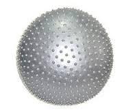 Мяч для фитнеса массажный (фитбол с шипами) 75 см
