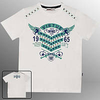 Детская футболка (Белый)