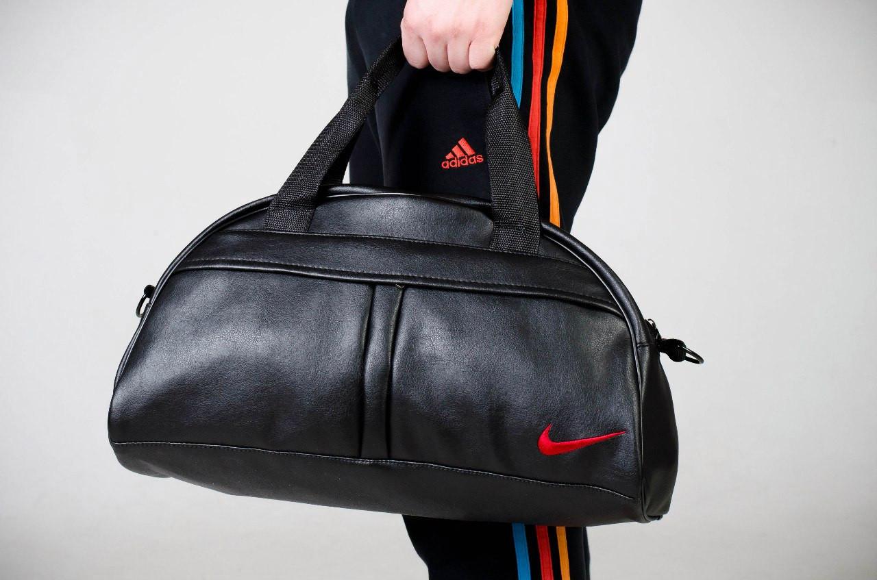 86ef0660ccae Сумка Nike зам. кожа красный логотип-реплика: продажа, цена в ...