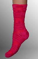 Женские шерстяные носки (Красный)