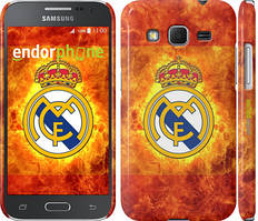 "Чехол на Samsung Galaxy J5 J500H Реал Мадрид 1 ""342c-100"""